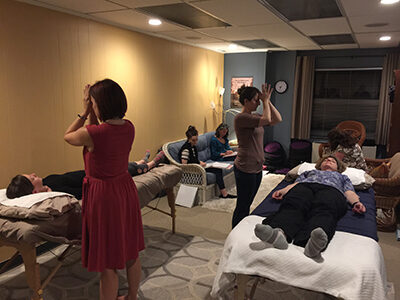 Monthly Reiki Community Clinic